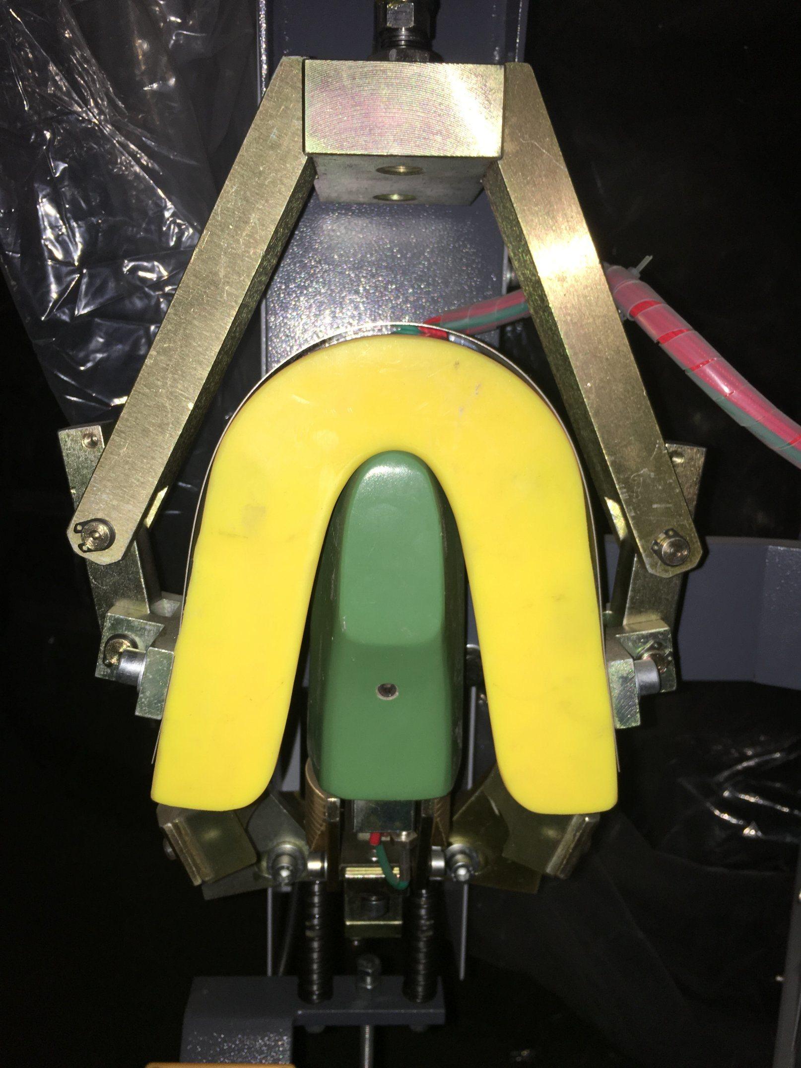 Ds-802 Hot & Cold Back Part Moulding Machine for Shoe