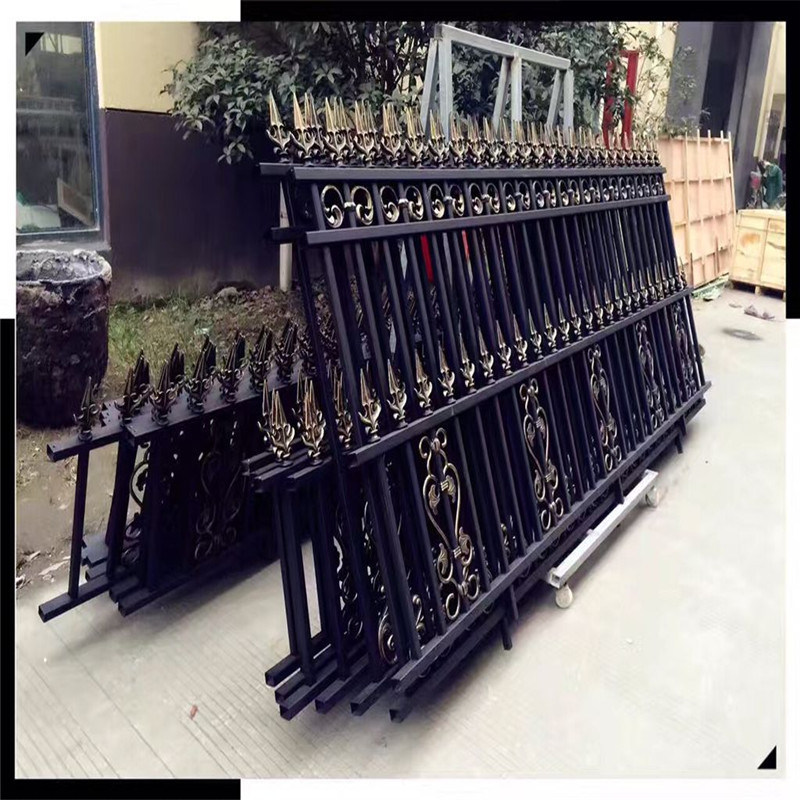 6063 T6 Aluminum Fence for Swimming Pool and Garden