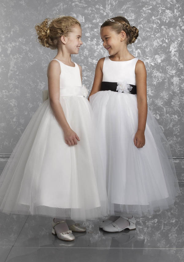 Young Flower Girl Dresses 22