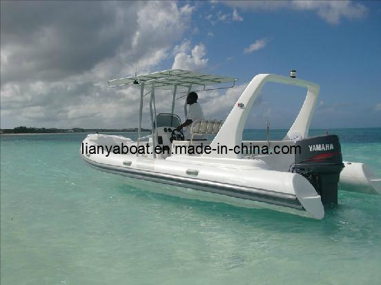 Liya 22 Feet Rib Boats Inflatable Boats