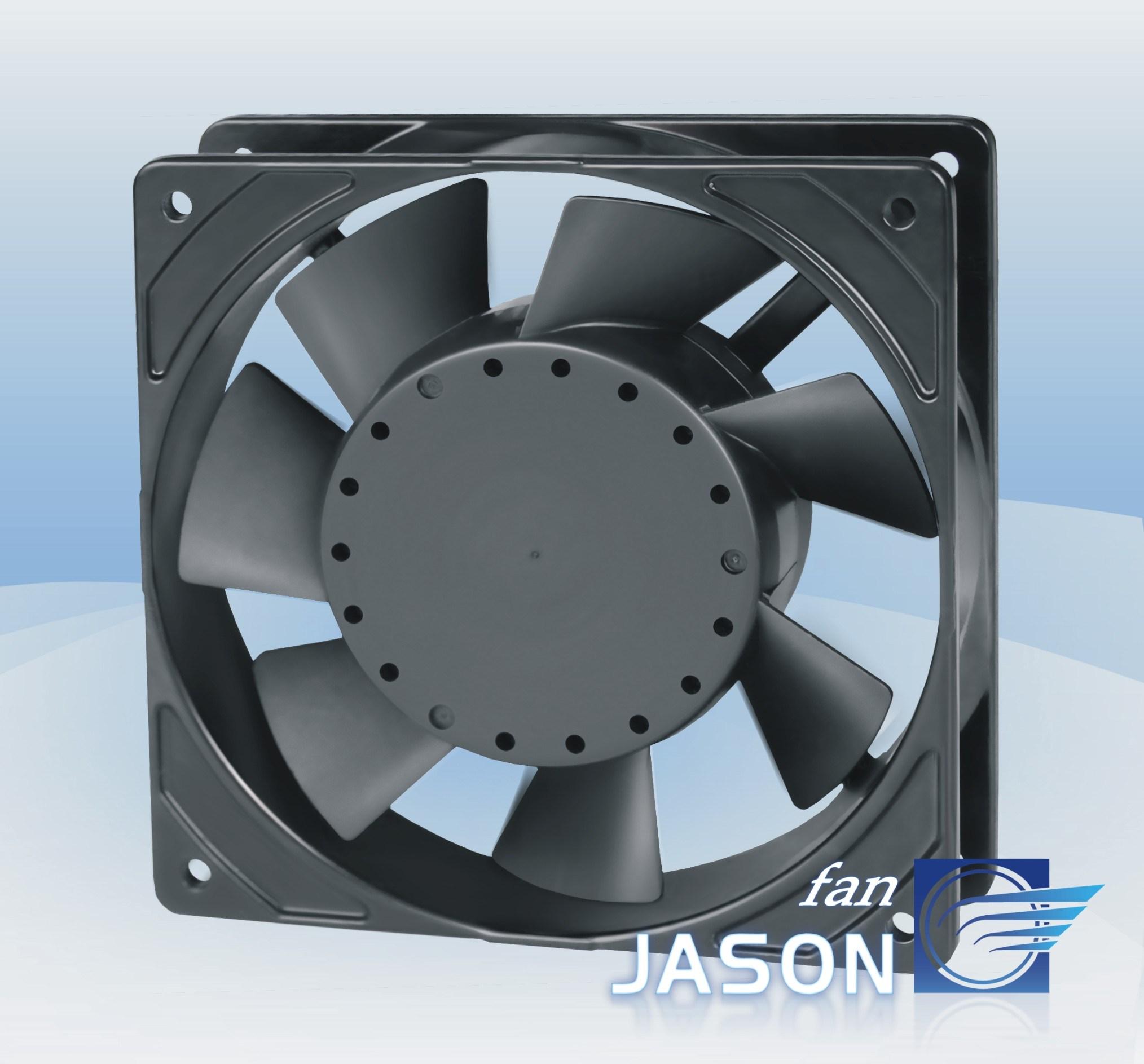 Axial Exhaust Fan : Mm stable performance axial exhaust fan fj
