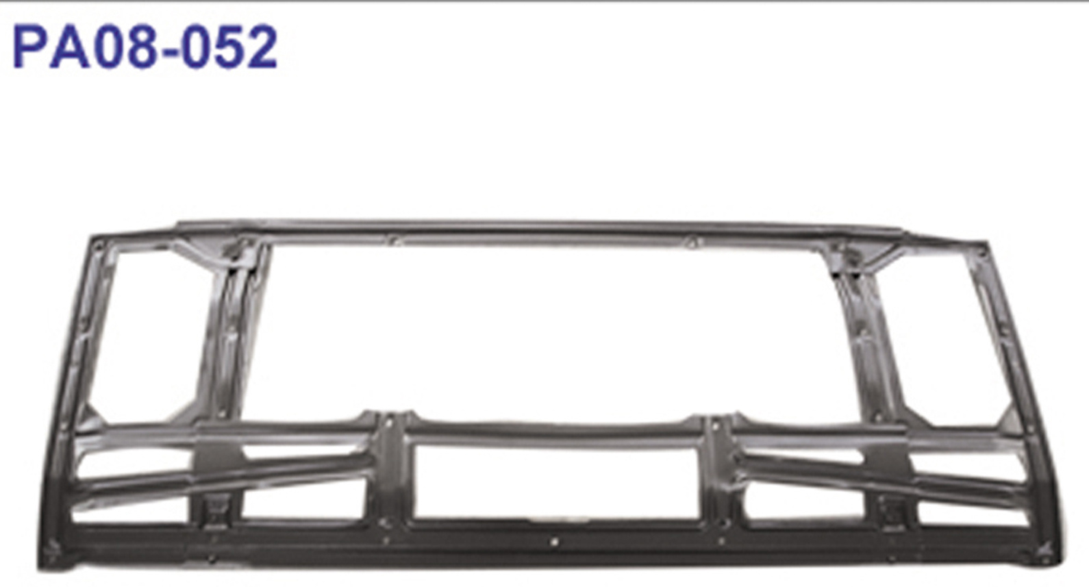 Mercedes benz front envelope body parts pa08 052 for Mercedes benz body parts