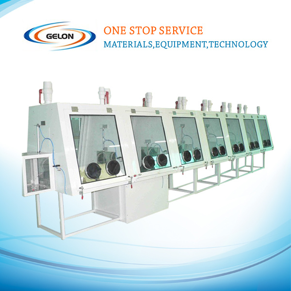 Battery Glove Box/Argon Box for Lithium Battery Production (GN)