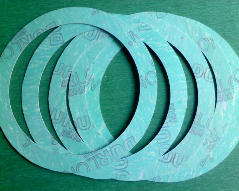 Non-Asbestos PTFE Gasket with Synthetic Fibre Aramid Material (HY-S100F)