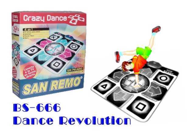 666 dance: