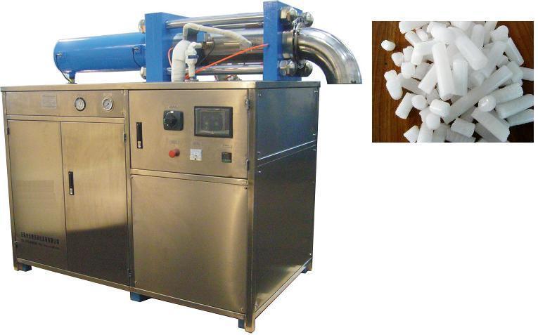 China Dry Ice Pellet Making Machine Si 300 1 China Dry