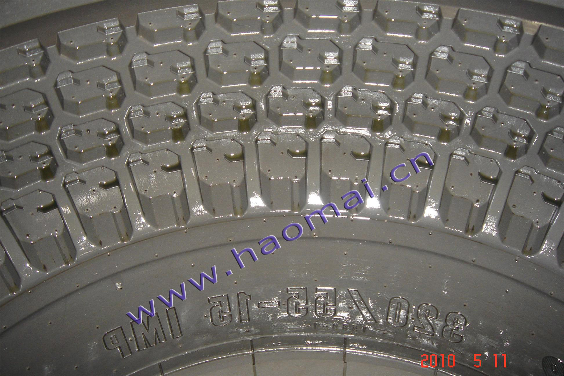 Turf Lawn Tyre Mould in Qingdao