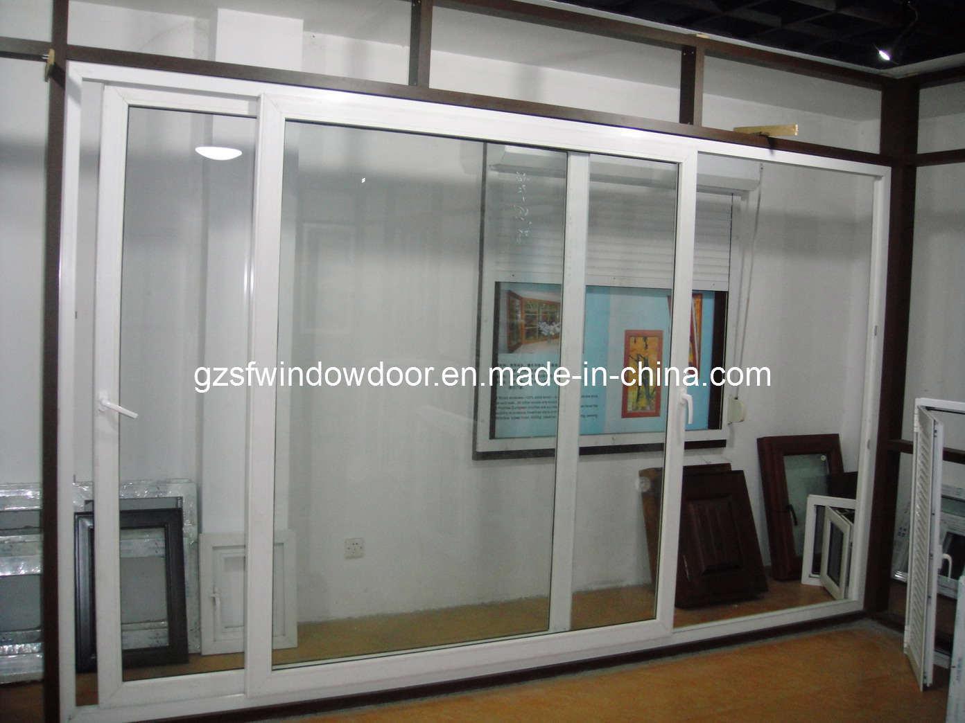 China Pvc Windows : China pvc sliding door window