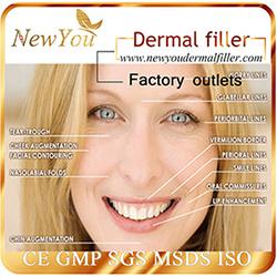 New You Hyaluronate Acid Injection Dermal Filler for Lip Enhancement 2.0ml
