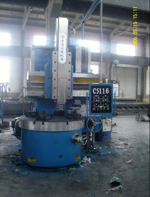 C5116 Vtl Lathe Machine