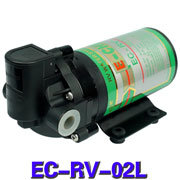 E-Chen RV Series 2L/M Diaphragm Delivery Transfer Water Pump, Self-Priming