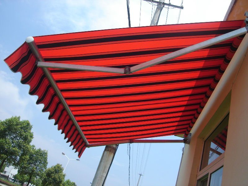 China motorized outdoor window awning china sheds for Garden shed johor