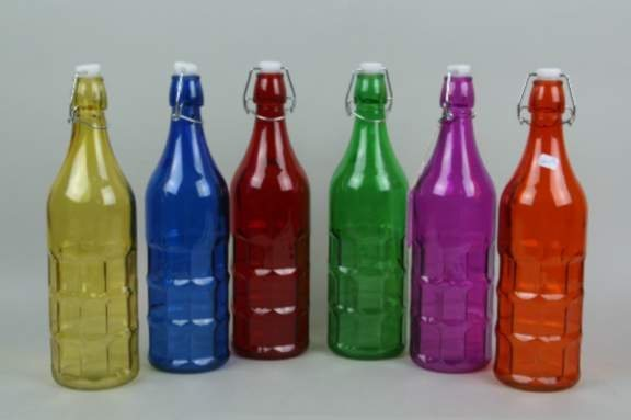 China colored glass bottle china glass bottle colored for Where to buy colored wine bottles