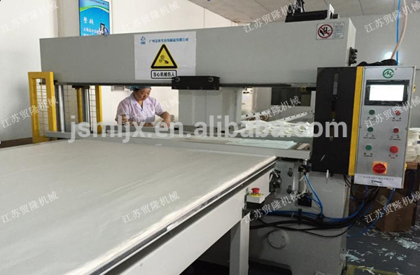 Face Mask Cutting Laser Machine