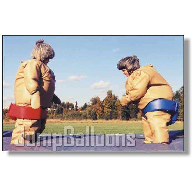 Sumo Suits, Sumo Wrestling Suits Game (B6005)