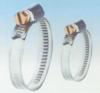 Carton Steel Germany Type Hose Clamp