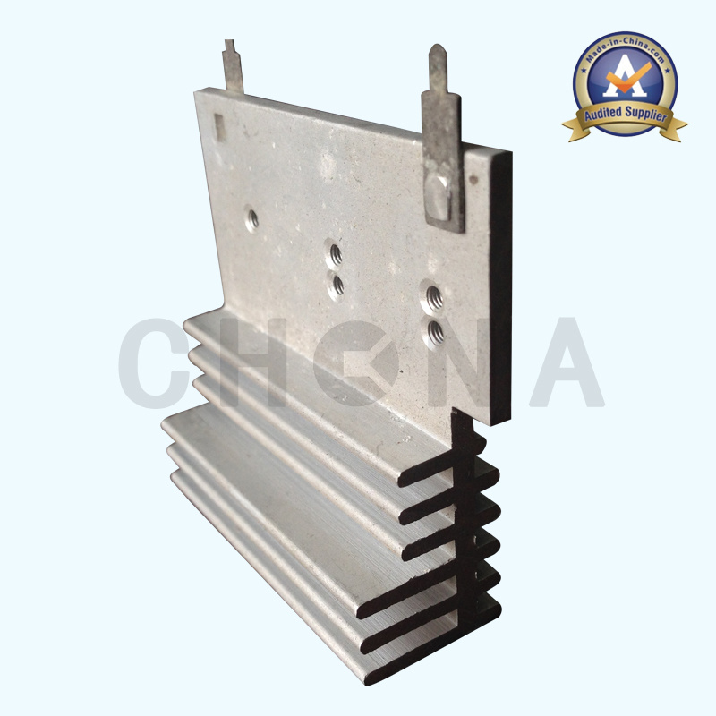 Aluminum Stamping &Extrusion Assembly Radiator