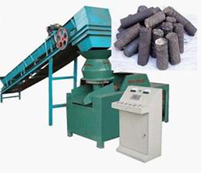 Wood sawdust biomass briquette pellet press machine wsbp