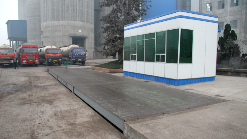 3.4*18m Weighing Truck Scale