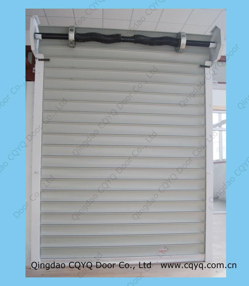 Roller Doors Product : China steel rolling doors door roller