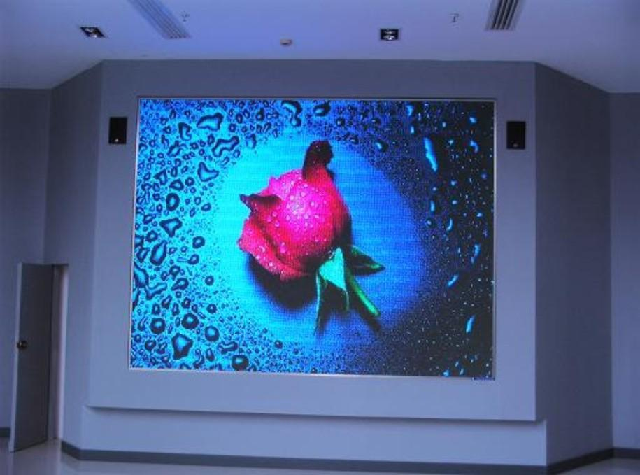 Full Color P10 Indoor Outdoor LED Video Wall