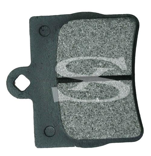 Auto Spare Parts Brake Pad (XSBP021)