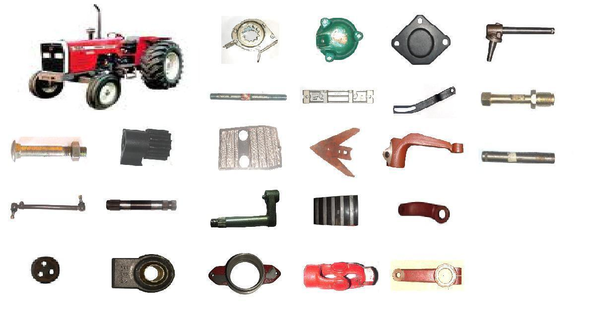 China Tractor Spare Parts Mf China Tractor Spare Parts