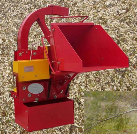 China wood chipper wc 6 china wood chipper chipper - Model deco wc ...