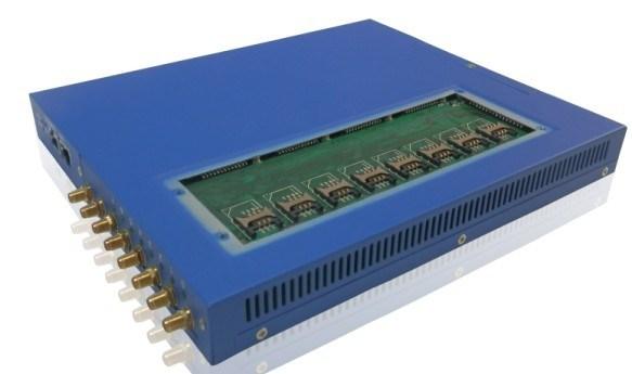 Dwg2000c-8g Dinstar 8 Channel VoIP GSM/CDMA Gateway-Dwg2000c-8g