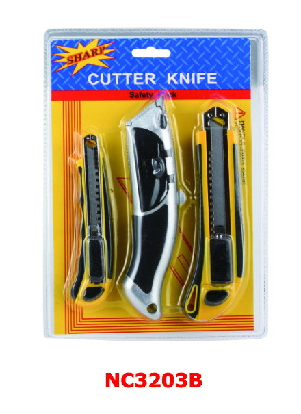 Auto-Load Cut Knife