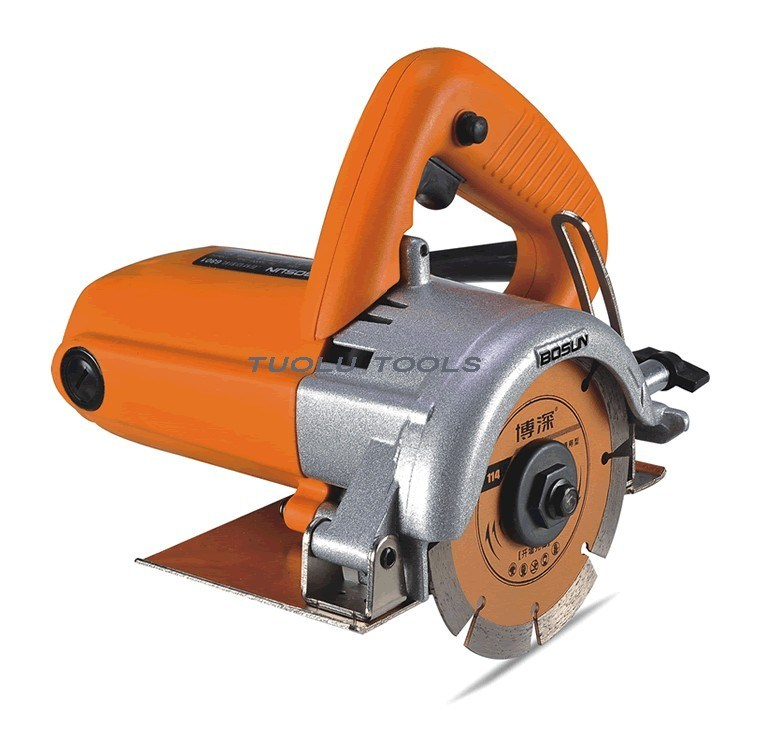 B Q Tile Cutter: 1240W 110mm Stone Cutter / Stone Cutting Machine (#6801