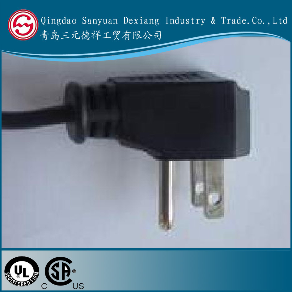 America/Canada Approval Power Cords with Plug