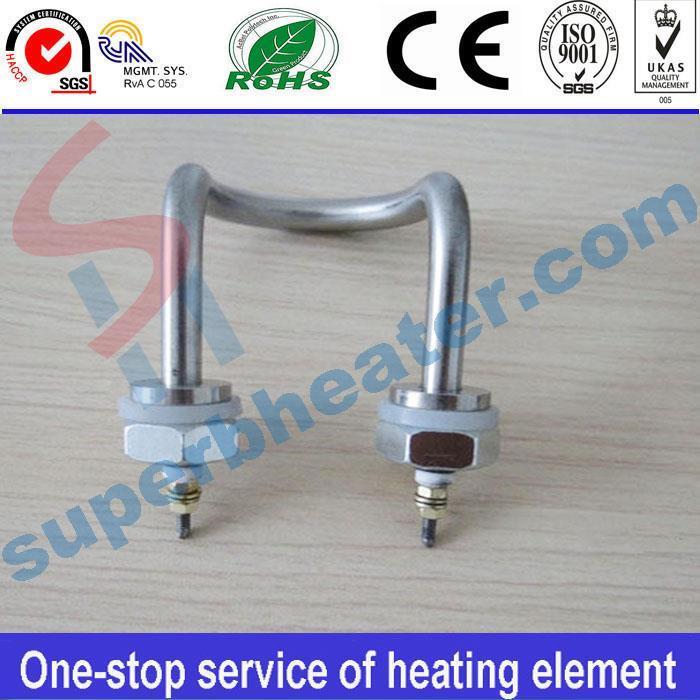 Non - Standard Water Heating Element