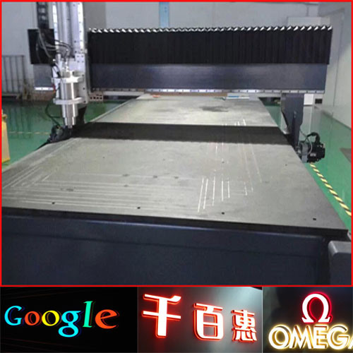 Furniture Making Vacuum Table CNC Router