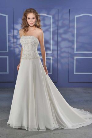 bonny wedding dress style