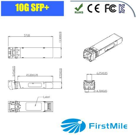 10g SFP+ Optical Transceiver Modules