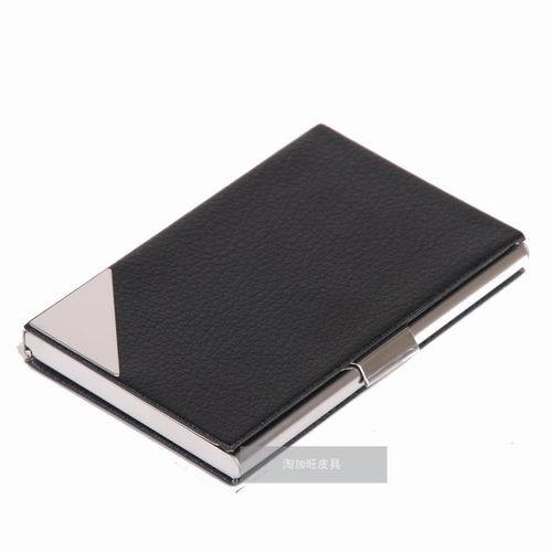 China Stainless Steel Card Case Men s Card Case Business