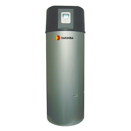 Hot Water Heat Pump Dhw 20a 250l China Heat Pump
