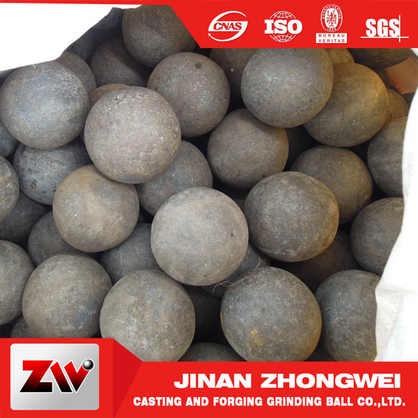 45# 1-5 Inch Ball Mill Balls for Minings