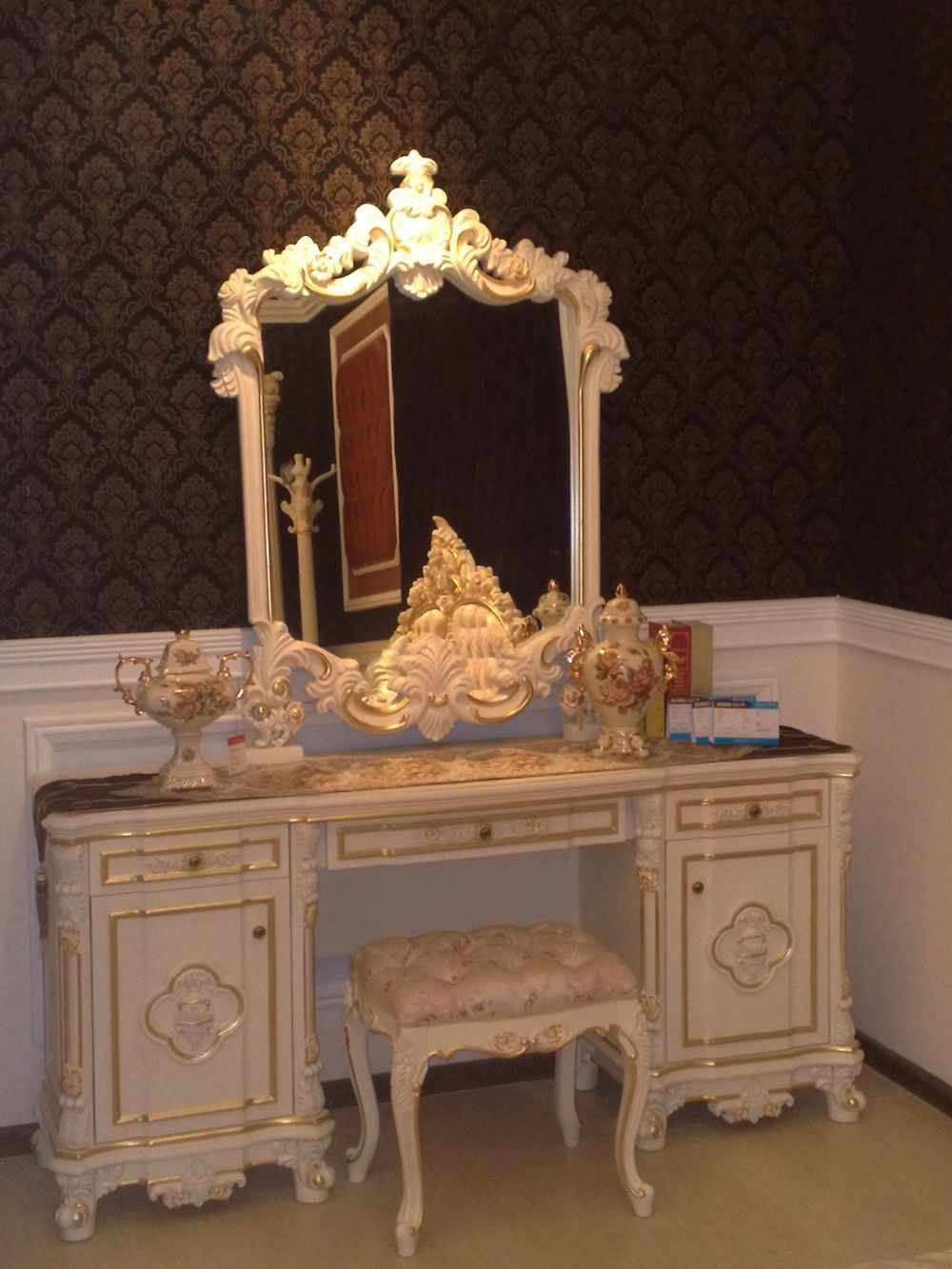 Bedroom dressing table decorating ideas - China Dressing Table Bedroom Furniture Design Ideas Styles