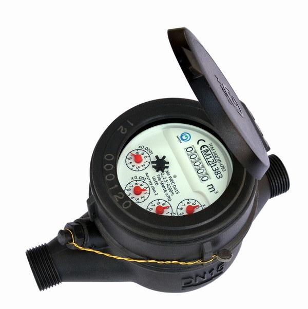 Nwm Multi Jet Water Meter (MJ-LFC 3)