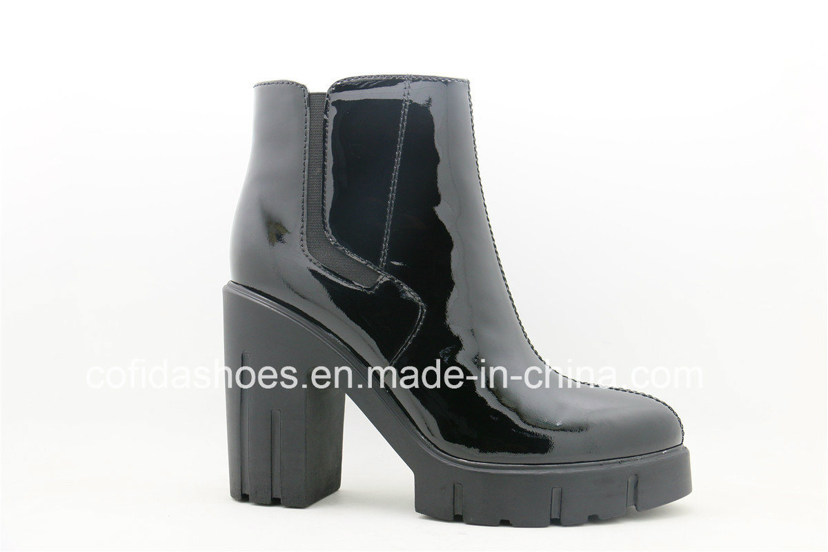 Classic High Heels Fashion Winter Women Boots