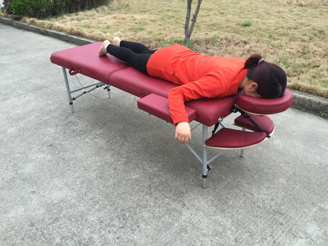 Light Weight Aluminium Massage Table Alu-010