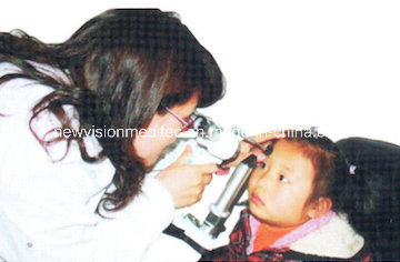 Hand Held Slit Lamp with Ce & FDA