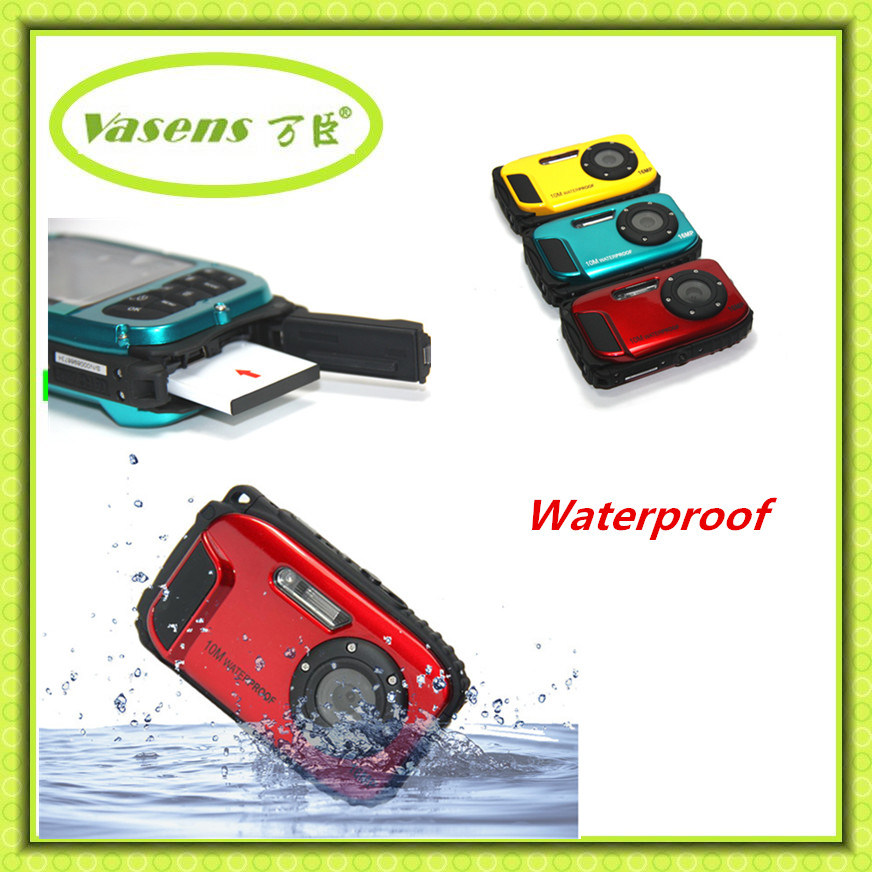 2016 Hot 10m Waterproof 1080P H. 264 Full Hdsports Cam