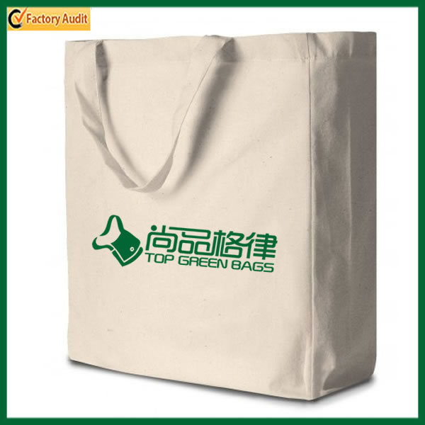 Promotional Printable Reusable Cotton Shopping Bag (TP-SP544)