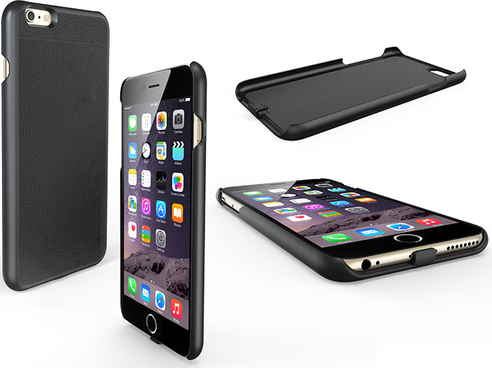 Wireless Charging Receivers Case for iPhone 6