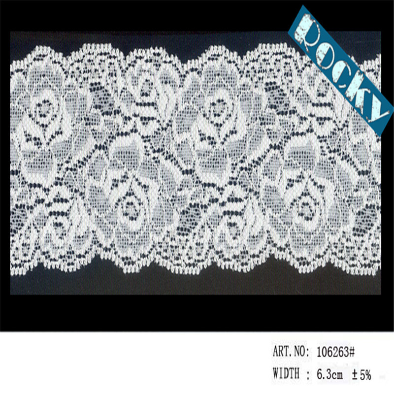 Garment Accessory with Strenth Lace