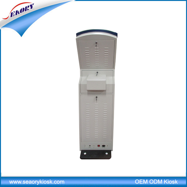 Good Quality Custom Self-Service Kiosk Terminal Machine with Card Reader