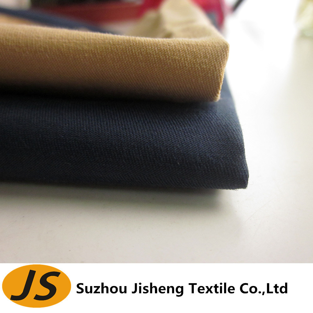 Waterproof and Peached Nylon Cotton Spandex Stretch Fabric